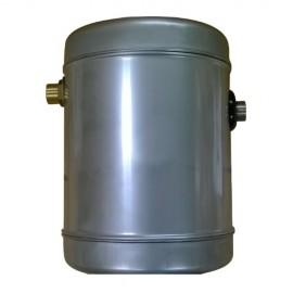 Kit Panou solar Inox/AL 100l- 10 tuburi , apa calda nepresurizat cu vas flotor 3 L