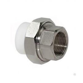 Olandez PPR FI cu diametrul de 25 mm si 3/4″