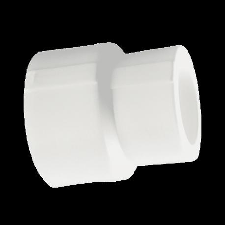 Reductie PPR cu mufa redusa, diametru de 40 mm si 20 mm teava- teava