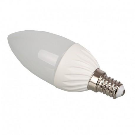 Bec LED E14 4W Lumanare