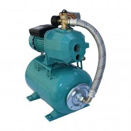 Hidrofor cu pompa de suprafata IBO DP 355 AS cu injector , pentru puturi 20 m