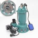 Pompa IBO CTR 1500 W, H18M, debit 350L/min, submersibila ape murdare cu tocator