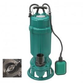 Pompa IBO FURIATKA 1500 W , H 18 M , Debit 300 L/min , submersibila apa murdara cu Tocator