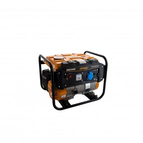 Generator curent electric DQ2000, 2000 W cu stabilizator de tensiune, Benzina