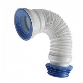 Racord WC flexibil cu insertie metalica