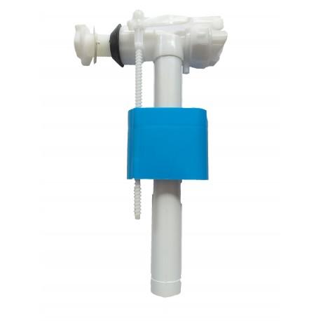Robinet flotor 3/8 pvc alimentare laterala , bazine ceramice sau pvc