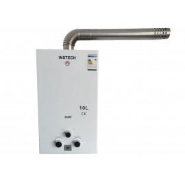 Incalzitor instant gaz pentru apa INSTECH OX – 09 10 LMIN GPL