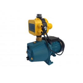 Hidrofor cu presiune constanta Jet 100 A IBO 1,1 kw , aspiratie 9 m cu Presostat Electronic si protectie lipsa apa
