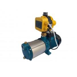 Hidrofor cu presiune constanta MH 1300 IBO 1,3 kw , aspiratie 9 m cu Presostat Electronic si protectie lipsa apa