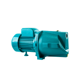 Pompă IBO JSW 100 , 1,1 KW , H 8 M , Debit 70 L/min ,de suprafaţă pentru gradină, autoamorsantă