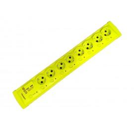 Prelungitor cu Intrerupator si USB , 8 Prize , 1,5 m , Cablu 3X1 mm