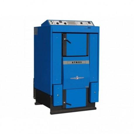 Centrala Atmos DC 100 - 99 kW termica pe lemne cu gazeificare (dc100)