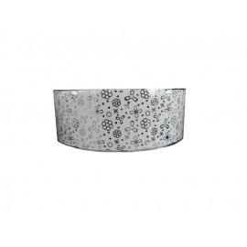 Lavoar pe blat ,ceramic Rotund - 41 cm ,5104