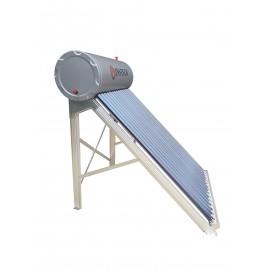 Panou solar Kit complet QAL-Solar Energy 100 l-presurizat heat pipe-apa calada menajera, QAL58/1800-10