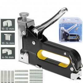 Capsator profesional pentru tapiterie + capse