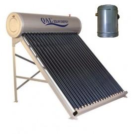 Kit Panou solar Inox/Al apa calda 300 L,30 tuburi vidate 58/1800 mm si vas flotor 8 L