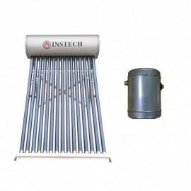 Panou Solar nepresurizat QAL-Solar Energy Inox/Al , apa calda 100 L - 10 tuburi QAL58/1800-10