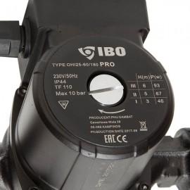 Pompă de circulație IBO OHI PRO 25/60/180, de la 38 W la 71 W ,55 l / min