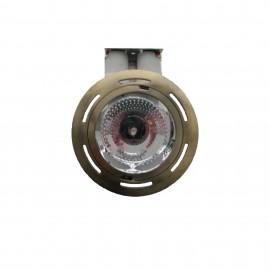 Spot incastrat fix 2x26W E27 IP20 - Rotund Verde