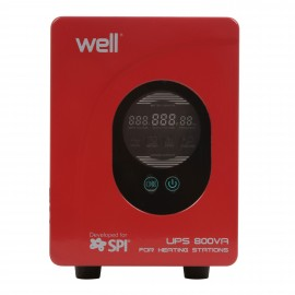 UPS centrale termice Well - SPI RD800VA 480W 12 V