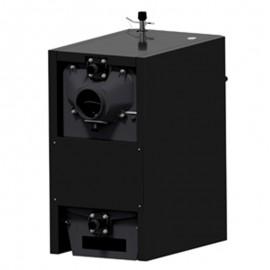Pachet Viadrus U22 Economy 38 KW pe lemne din fonta cu gazeificare (041533-526) cu rezervor KOPH 1000L