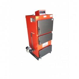 Pachet cazan Instech KOR 3G - 53 KW cu termoboiler Tesy 100 L