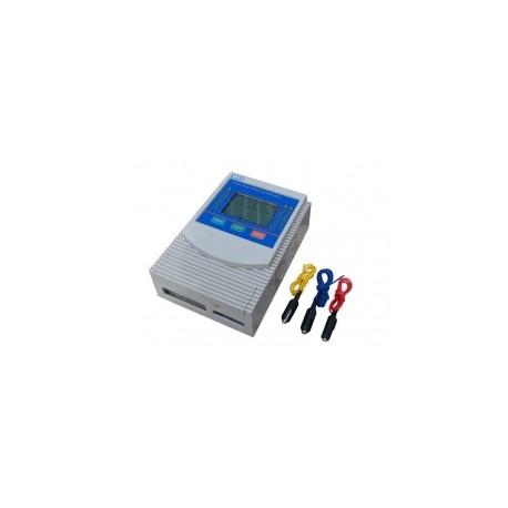 Cutie comanda - protectie pompa M121-220 V cu trei senzori de nivel , lipsa apa