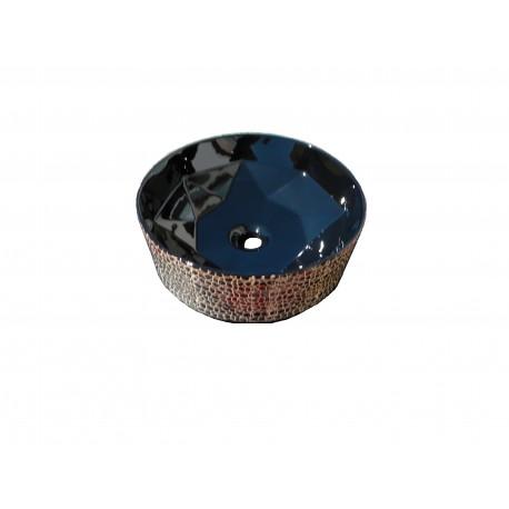Lavoar pe blat ,ceramic Rotund - 40 cm , 4130