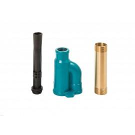 Pompa de suprafata IBO DP 355 AS cu injector , pentru puturi 20 m