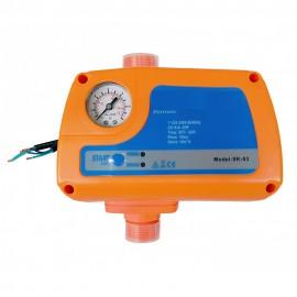 Presostat electronic pentru comnda pompa -1,5 KW max-10 bar